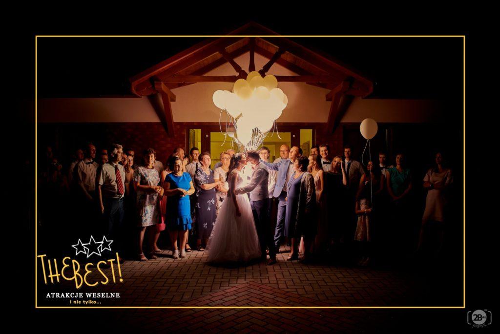 Balony na wesele Rzeszow
